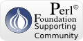 Home of Perl Foundation, supporting community